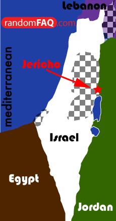 Jericho: Below the Radar